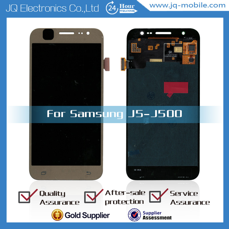 Low price digitizer smart phone replacement LCD touch screen for samsung j5