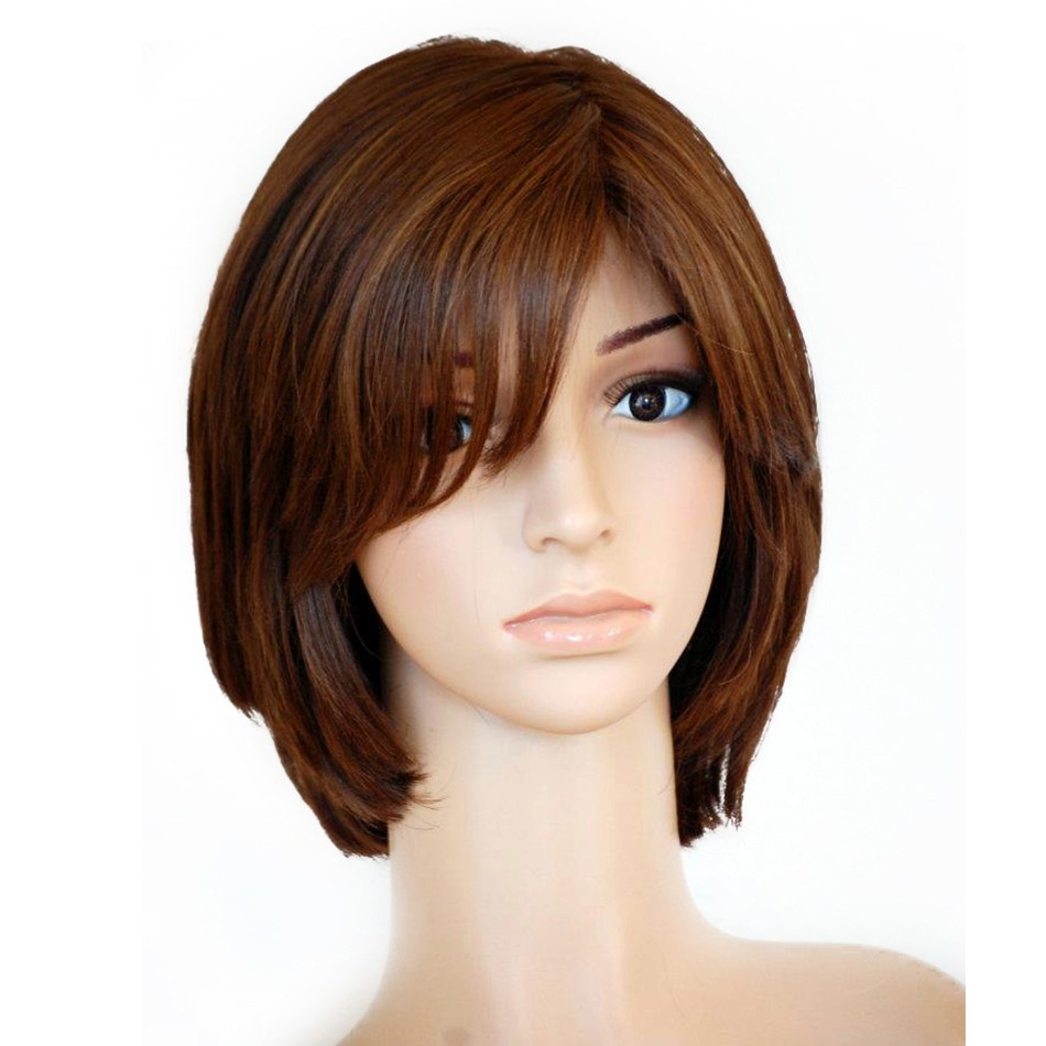 Bob Short Human Hair Wigs Kosher Jewish Wig Best Quality