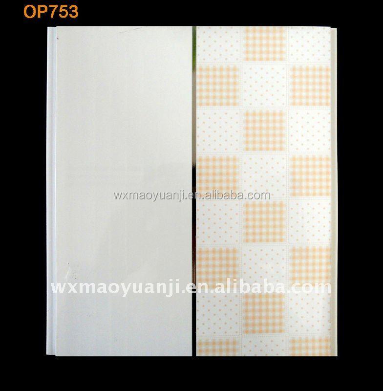 Waschbar pvc wandpaneele platte der decke produkt id - Pvc wandpaneele ...