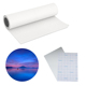 Wholesale self weeding iron on inkjet transfer paper for printers