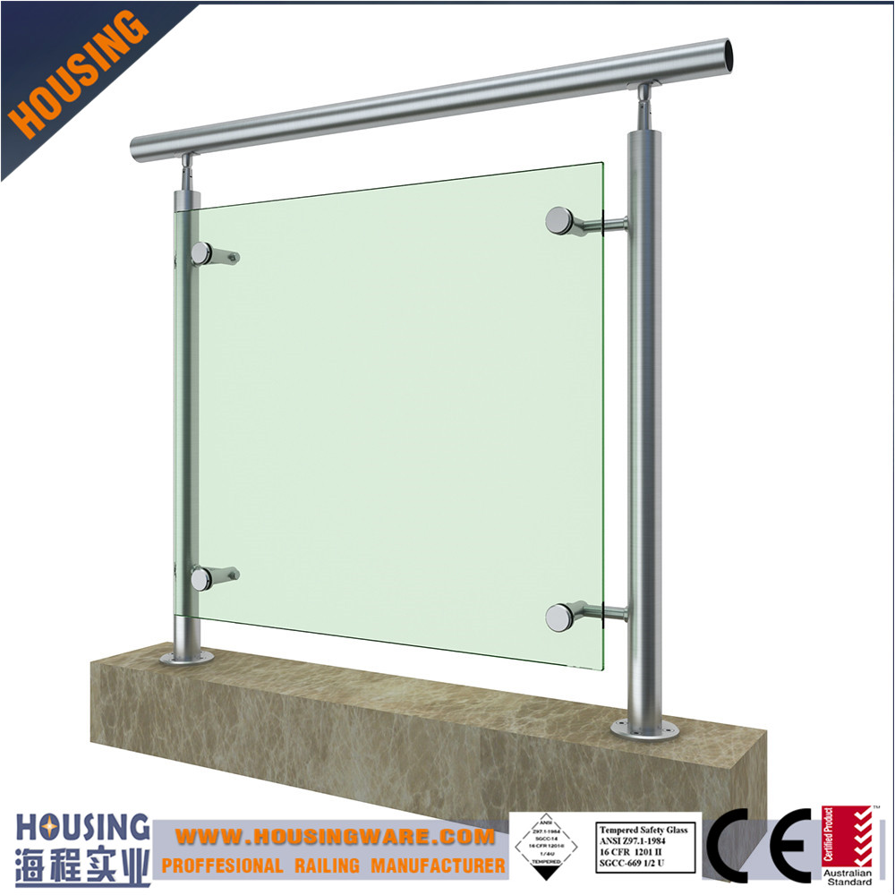 Stair Handrail_low Price Stainless Steel Railings Interior