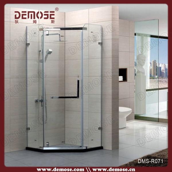 vidrio bao cabina de ducha recinto