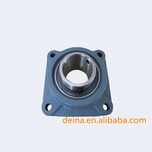 Di alta qualità flangia Quadrata pillow block bearing unit UCF207 per le macchine