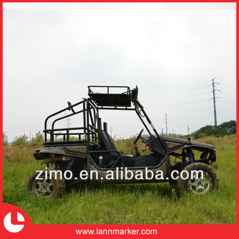 Adult pedal ATV buggy