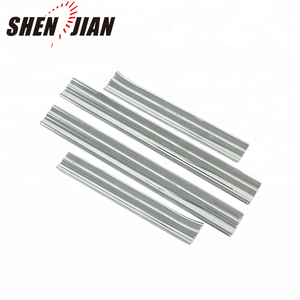 Good quality stainless steel door sill scuff plate auto scuff plate for car protective