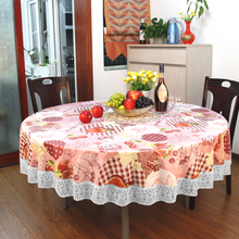 PVC table cloth wedding/banquet/party/outdoor/home decoration
