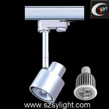 Meanwell Driver DALI Dimmable Famous COB LED Track Light for Noble you