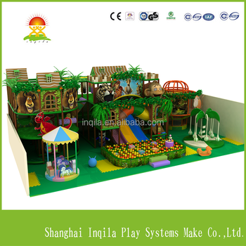 Customized children indoor soft playground equipment for sale