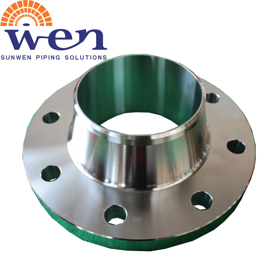 carbon steel forging flange bearing