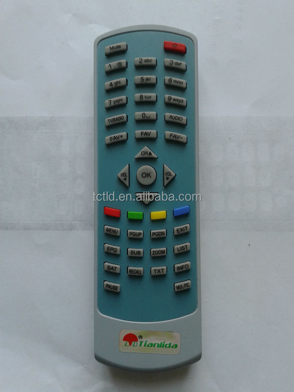 MANY NEW LCD LED TV UNIVERSAL REMOTE CONTROL WITH LEARNING FUNCTION USED FOR EUROPEAN TV