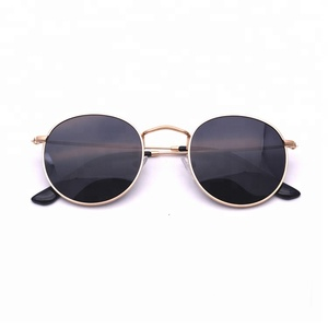 2018 Wholesale Stainless Steel polarized luxury Fashionable Sunglasses Man