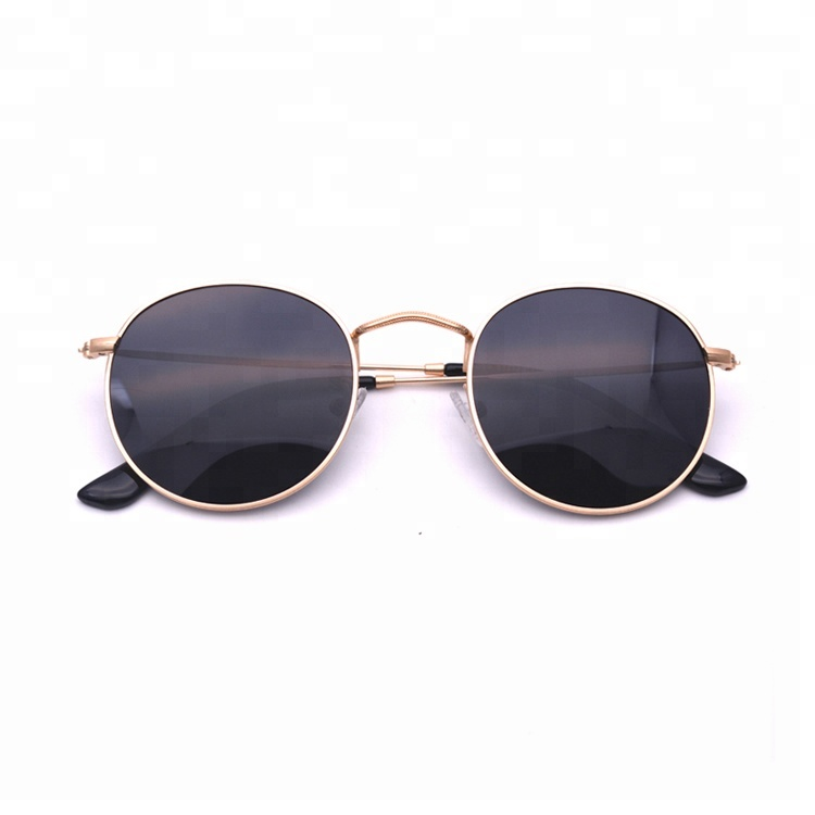 2e08a3ce97584 مخصص الرجال الفولاذ المقاوم للصدأ الجملة الأزياء الفاخرة المألوف النظارات  الشمسية