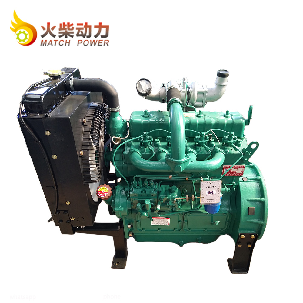 70kw open type diesel enging generator with Weichai deutz engine