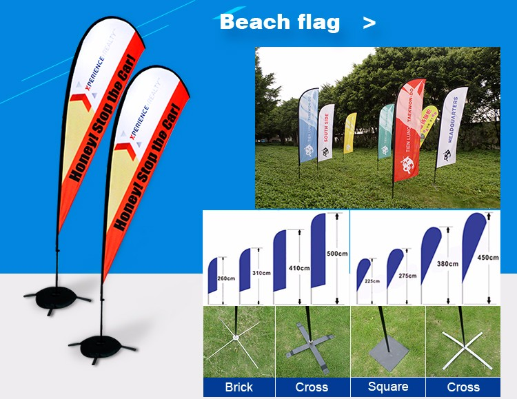 Direct Price Cheap Custom Made Triangle Pennant Flag With Rope
