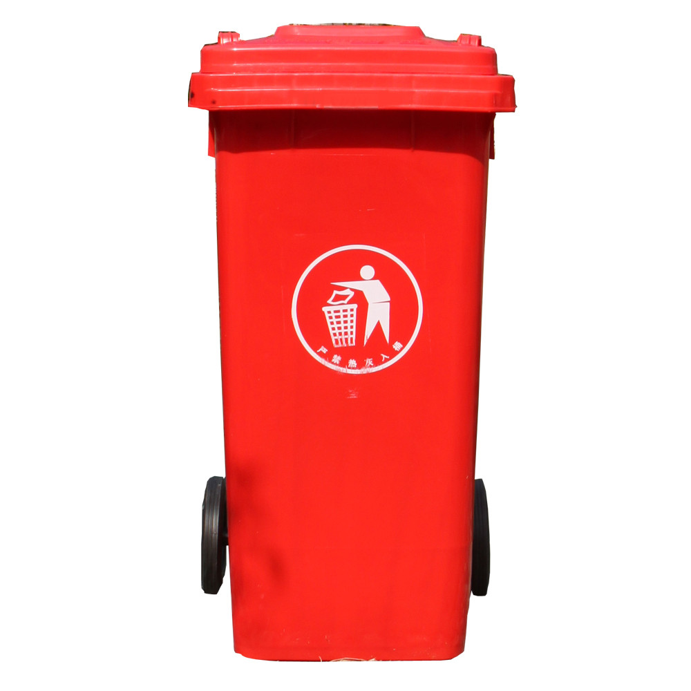 Cheap recycle kitchen garbage trash cans with lids buy for Kitchen trash cans with lids