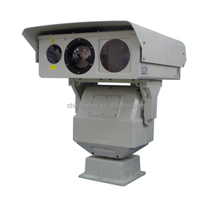Thermal camera Integrated with HD Camera and Laser Camera CCTV System