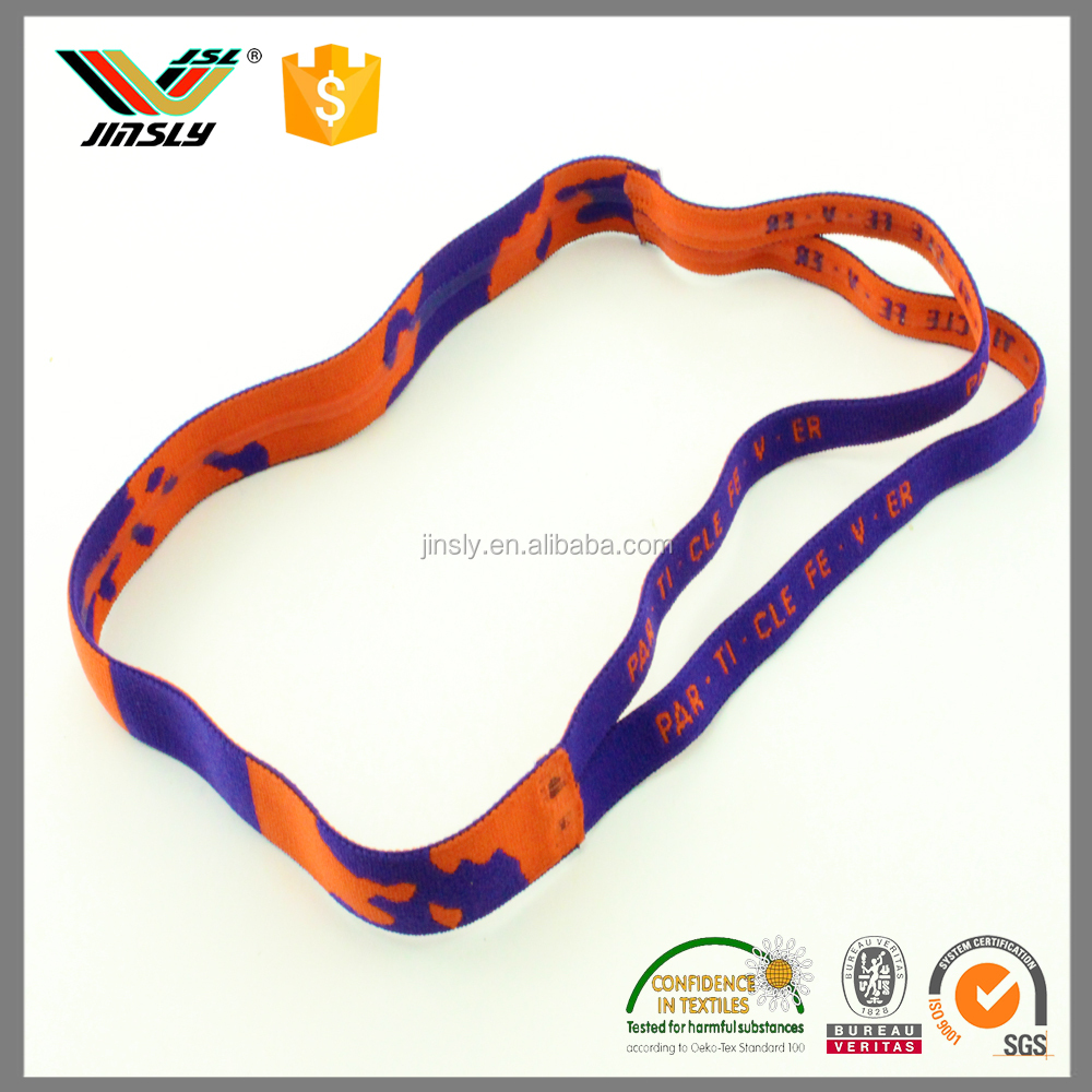 Wholesale cheap high quality strech elastic sport athletic <strong>headband</strong>