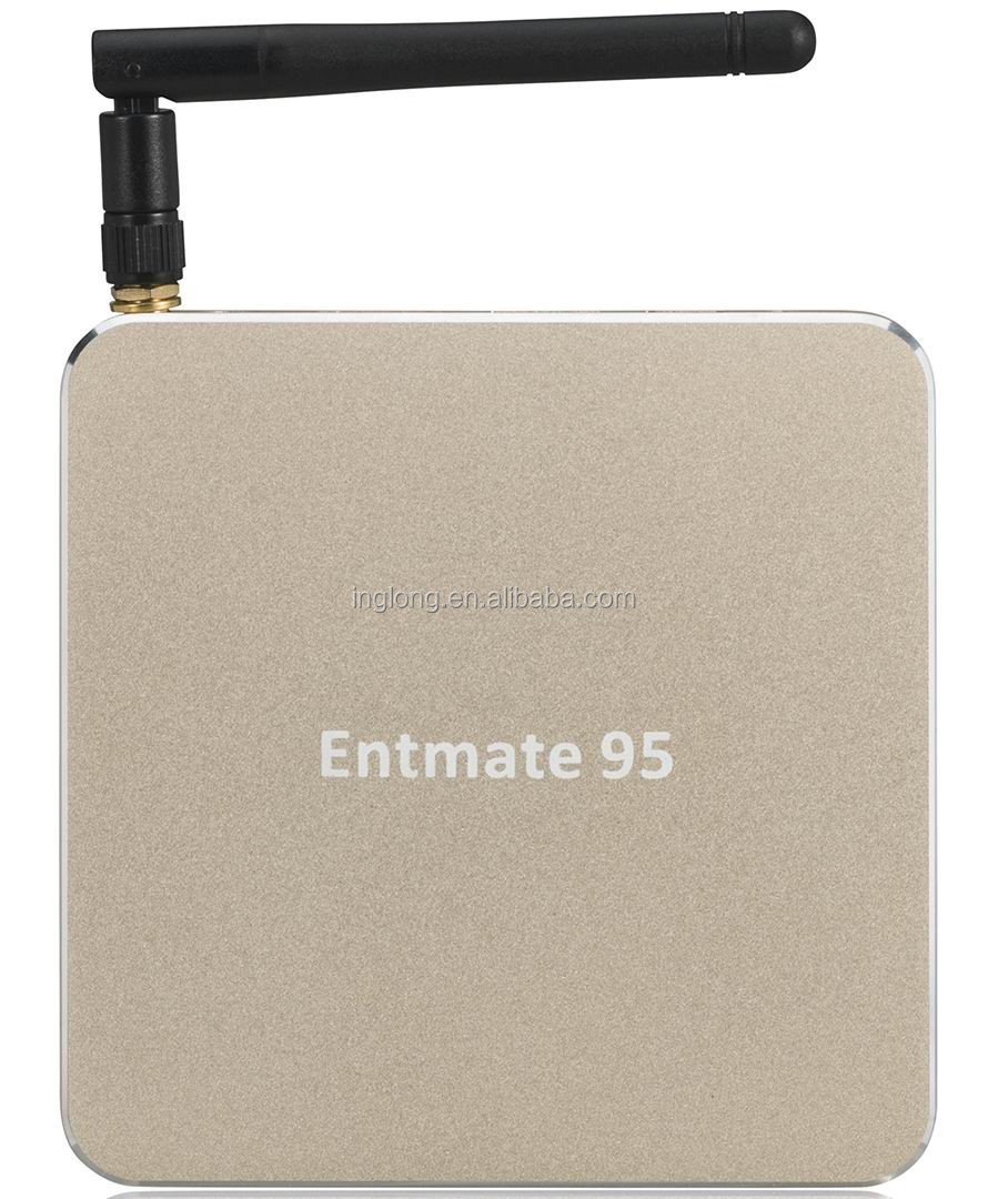 amlogic s905 ott m95 firmware android tv box Entmate 95