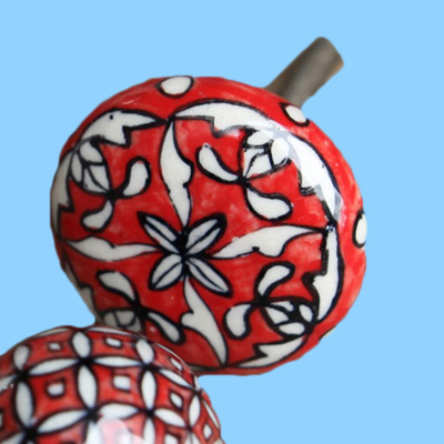 Hot New Products For 2014 Jovita Ceramic Door Knobs India