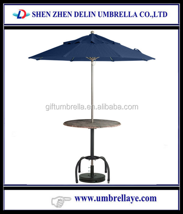 All kinds good selling outdoor sun aluminum parasols