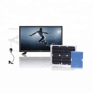 Africa market low electricity consumption digital solar energy tv