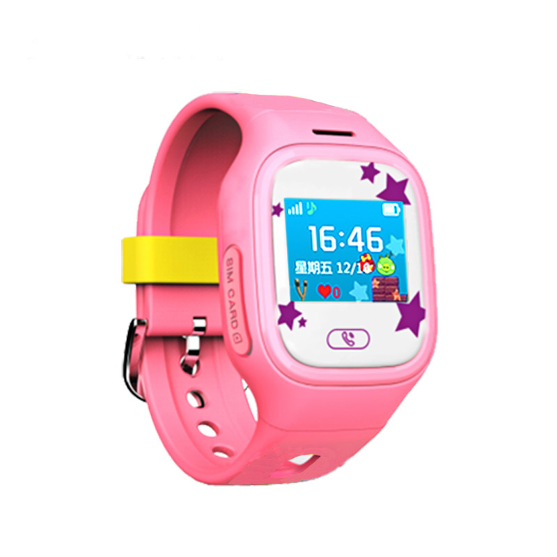 2016 New SOS Tracker Function GPS Kids Watch G72 SIM GSM Wifi Smart Watch Kids