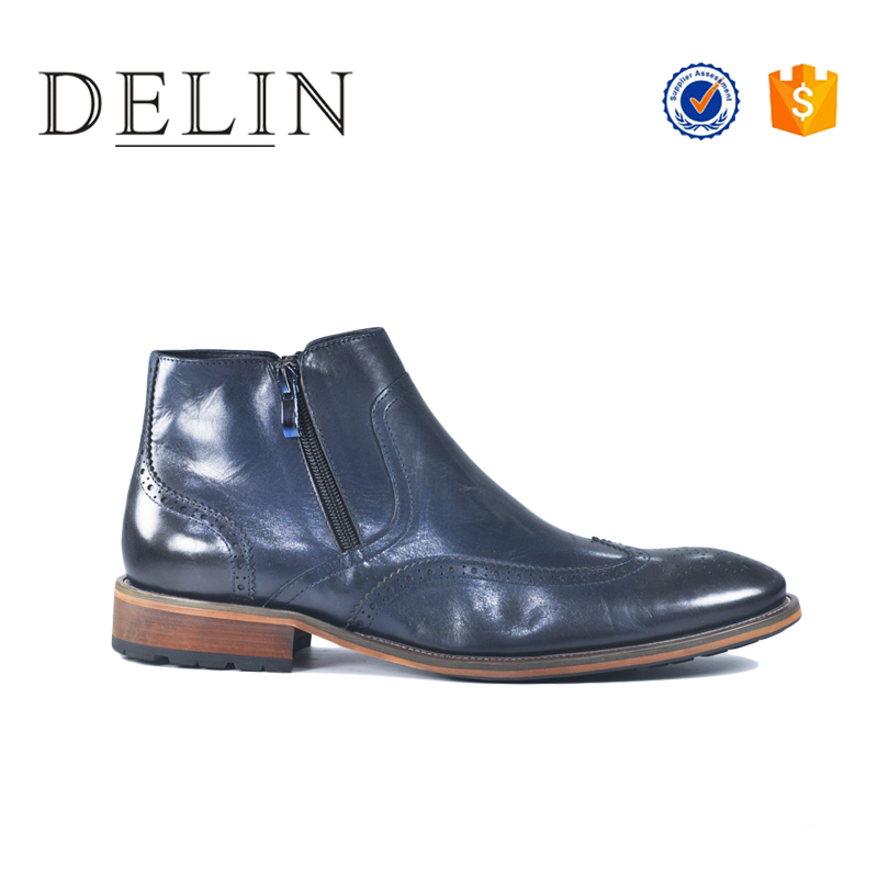 men dress handmade Terse oxfords leather work shoes custom for xwPwnq5ztC