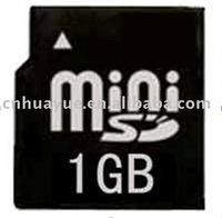 Hotsale OEM Mini SD card memory card 512Mb/1GB/2GB/4GB/8GB