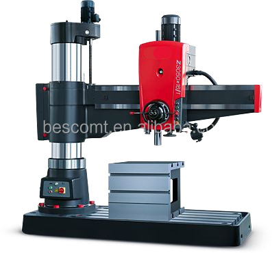 factory direct sale cheap radial drilling machine z3050x16/1 CE ISO certified