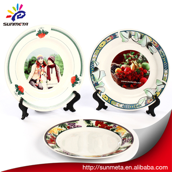 China Factory Personalized 8 inch sublimation ceramic plate of wedding plate  sc 1 st  Alibaba : personalized ceramic plate - pezcame.com