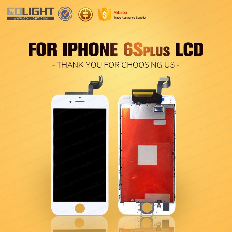 Factory price!! hot sale for iphone 6s plus lcd, lcd for iphone 6s plus, replacement lcd screen for iPhone 6s plus display