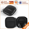 Compression molded case for headphone case