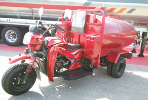 1600L Many Colors Water Truck of 3 Wheel Motocycles