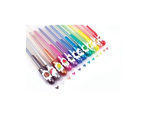 OOLY, Yummy Yummy Scented Glitter Gel Pens (132-14)