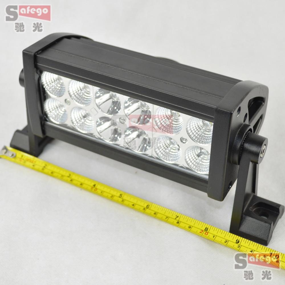 12 Volt Led Light Bar 36w 3w High Intensity Led Car Light Bar Best