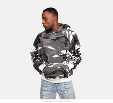 En gros camo sweat à capuche hommes <span class=keywords><strong>pull</strong></span> hip hop sweats capuches