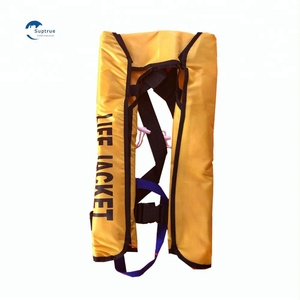 marine style inflatable lifejacket 150n with EC CCS certificate