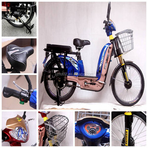 500W Pedal electric scooter 48V electric motorbike 22inch e motorcycle for sale