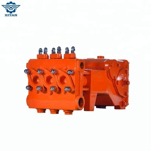 ZTCM300 7 Horizontal three cylinder drilling rig mud pump for sale