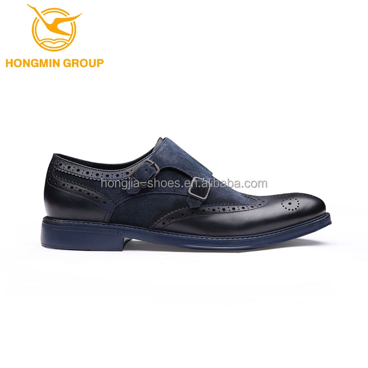 men for monk fashion leather shoes casual suede full strap cow genuine vwqZFSU