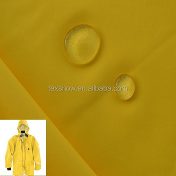 waterproof fabric raincoat fabric suppliers