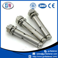 Factory Price m14 m12 m10 expansion anchor bolt