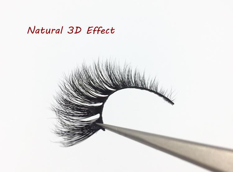 เป็นเจ้าของแบรนด์ 3D ขนตาธรรมชาติฉลากส่วนตัว