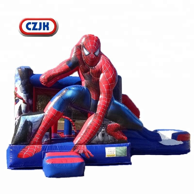 inflatable giant bouncer bouncy castle and slide