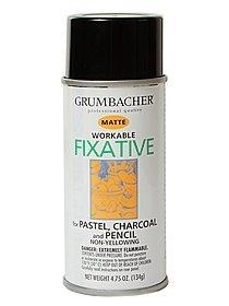 Prismacolor Myston Workable Fixative Spray 11.75 oz.