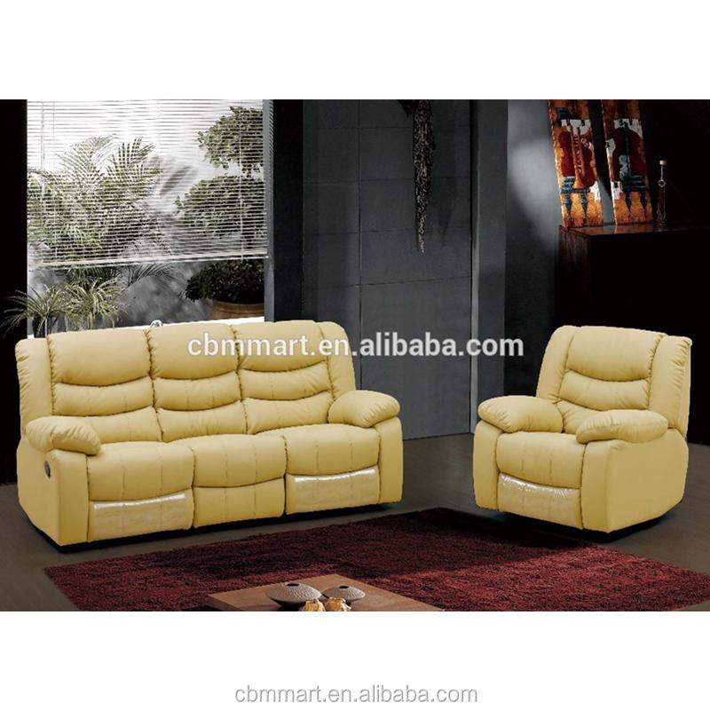 elektrisches sofa mit verstellbarer r ckenlehne leder. Black Bedroom Furniture Sets. Home Design Ideas