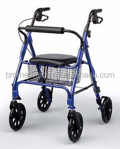 medical equipment durable walking frame and rollator for disabled with FDA CE approved