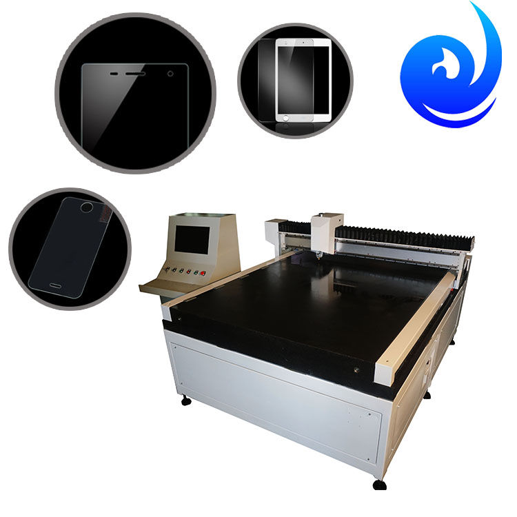 LCD liquid crystal display snijden maken machine