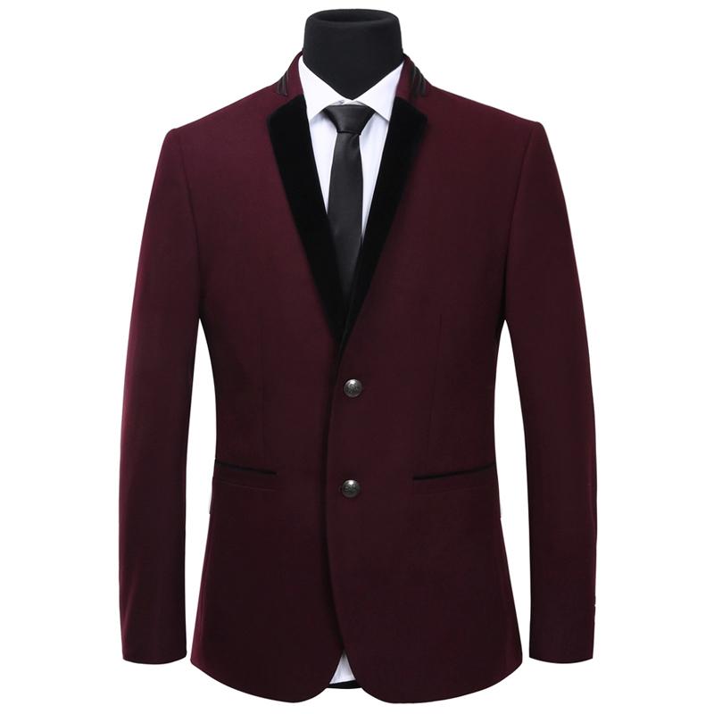 Cheap Wine Color Suit, find Wine Color Suit deals on line at ...