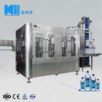 Industrial RO Water Treatment With Water Filling bottling Plant
